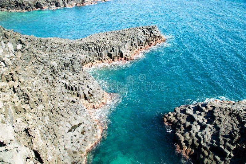 Île Corée de Jeju photos libres de droits