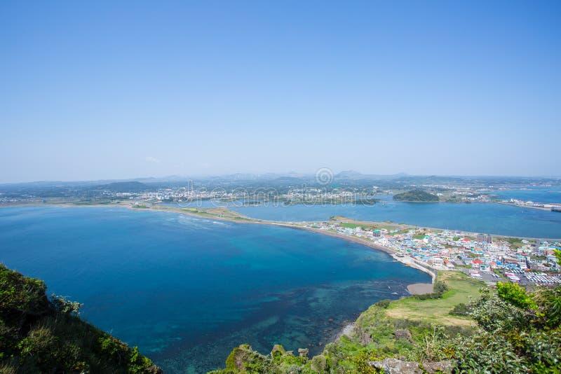 Île Corée de Jeju images stock