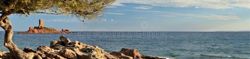 Île D'Or fotografie stock