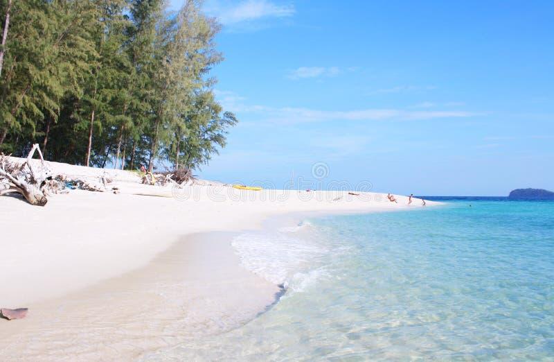 Île d'Adang, Koh Adang, province de Satun Thaïlande photo libre de droits
