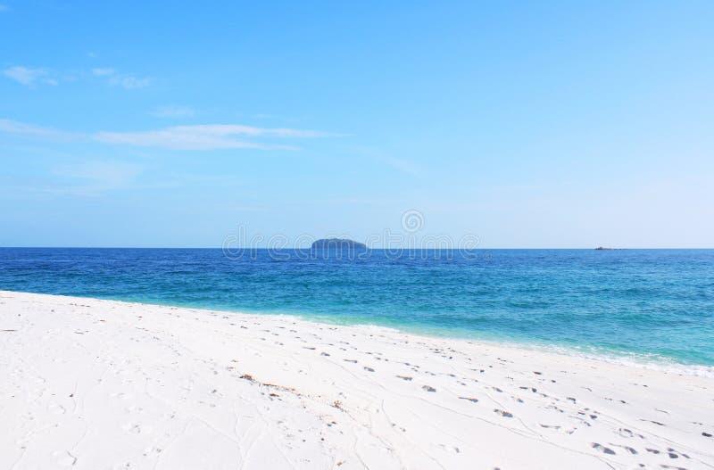 Île d'Adang, Koh Adang, province de Satun Thaïlande image libre de droits