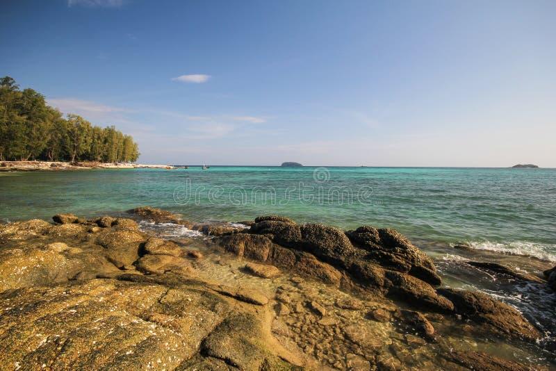Île d'Adang, province Thaïlande de Koh Adang Satun photographie stock libre de droits
