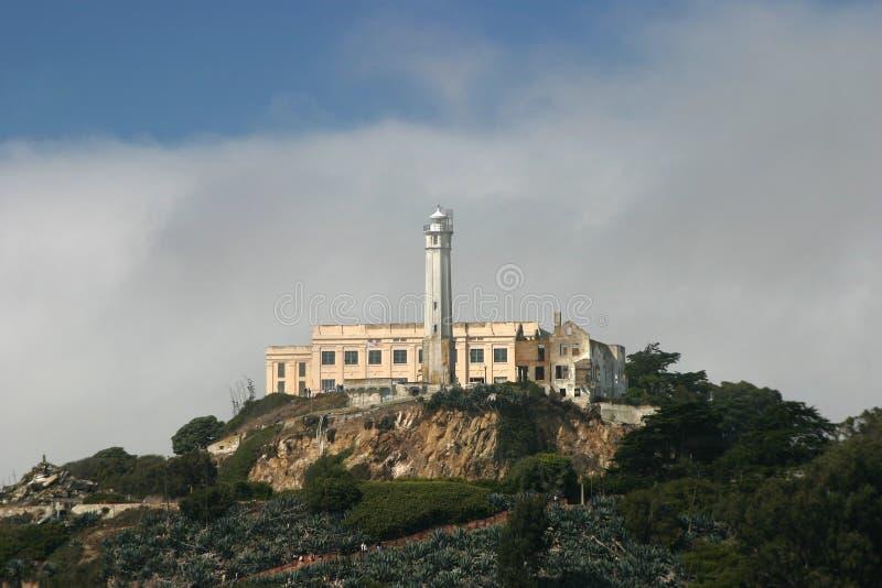 Download Île d'Alcatraz photo stock. Image du lampe, guide, phare - 742514