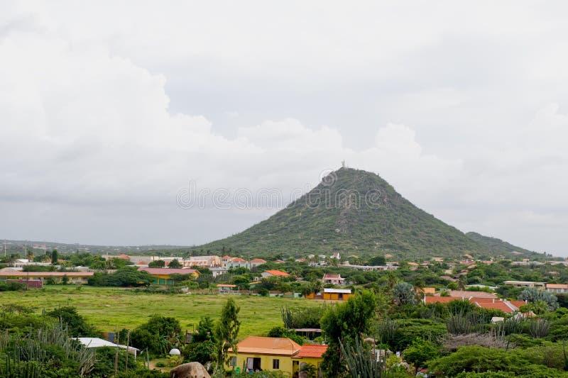 Île d'Aruba image stock