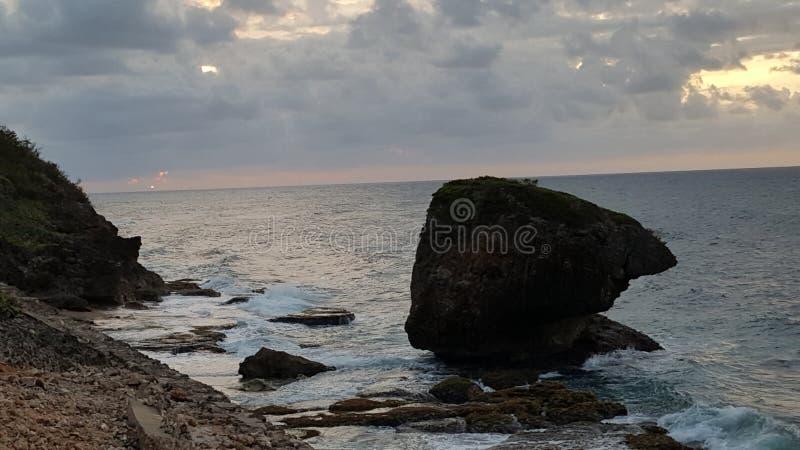 Île d'Isabela, Puerto Rico image stock
