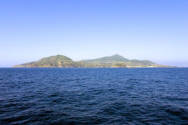 Île d'ischions photographie stock