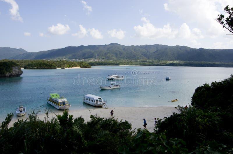 Île d'Ishigaki image stock