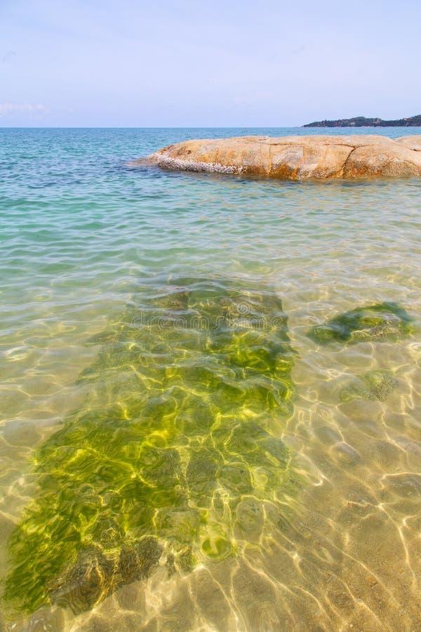 île de baie de samui de kho de myanmar Asie image stock