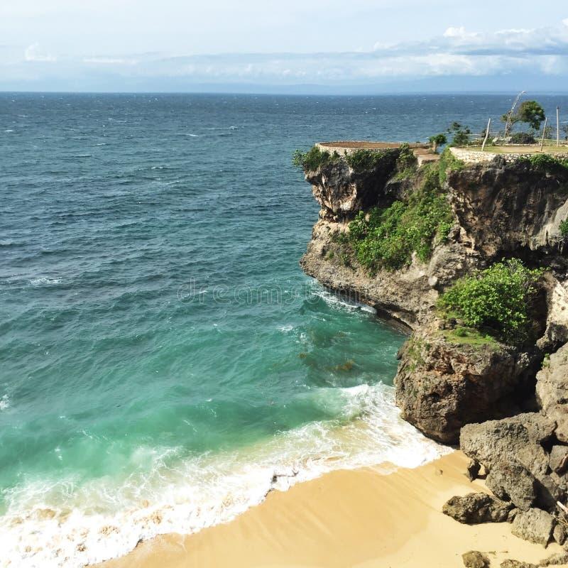 Île de Bali photo stock