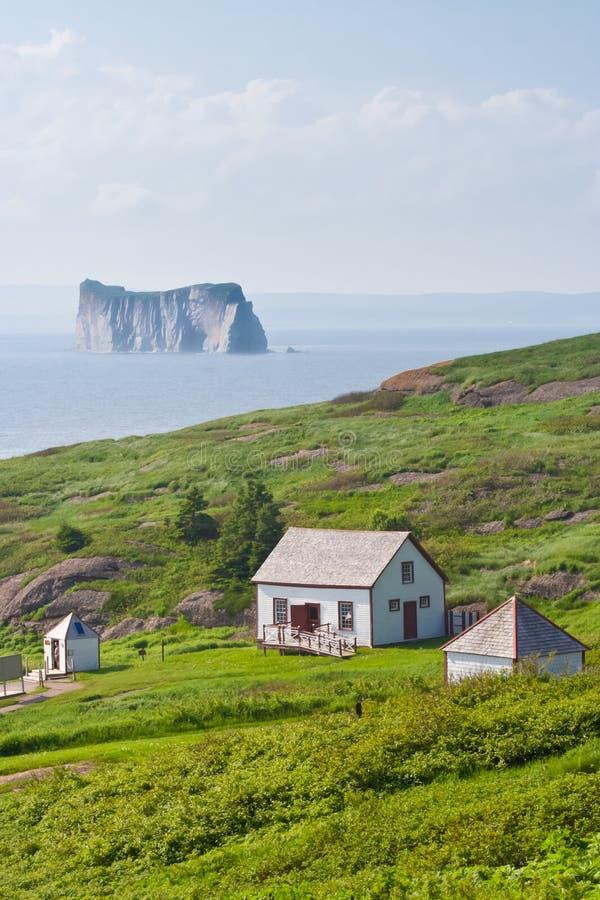 Île de Bonaventure photos libres de droits
