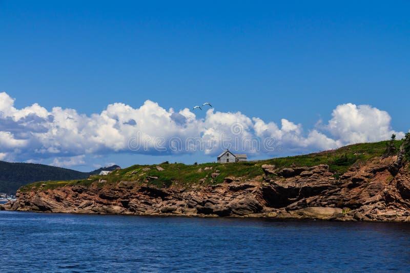 Île de Bonaventure images stock