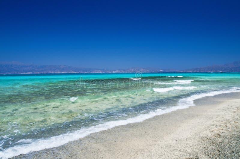 Île de Chrissi photos libres de droits