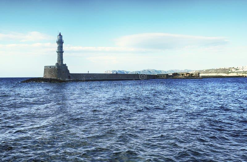 Île de Crète photo stock