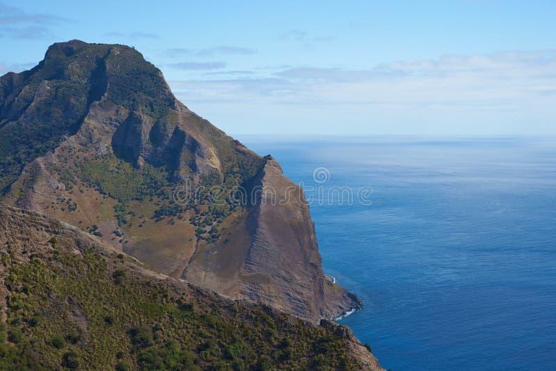 Île de crusoe de Robinson photos libres de droits