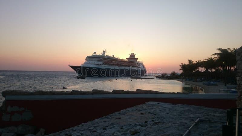 Île de Curaçao photographie stock libre de droits