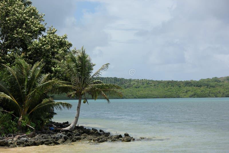 Île de jacasserie photographie stock