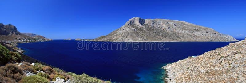 Île de Kalymnos, Grèce photos stock