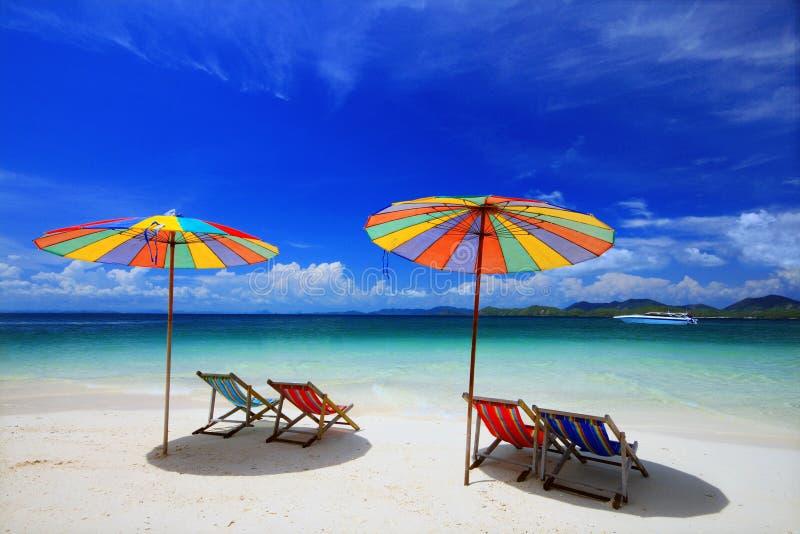 Île de Khai, Phuket images stock
