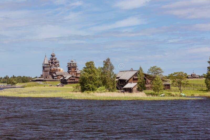 Download Île De Kizhi, Carélie, Russie Photo éditorial - Image du taille, coupole: 77160741
