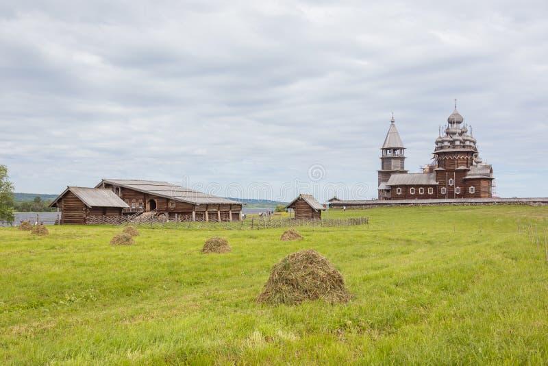 Download Île De Kizhi, Carélie, Russie Photo éditorial - Image du orthodoxe, beauté: 77162921