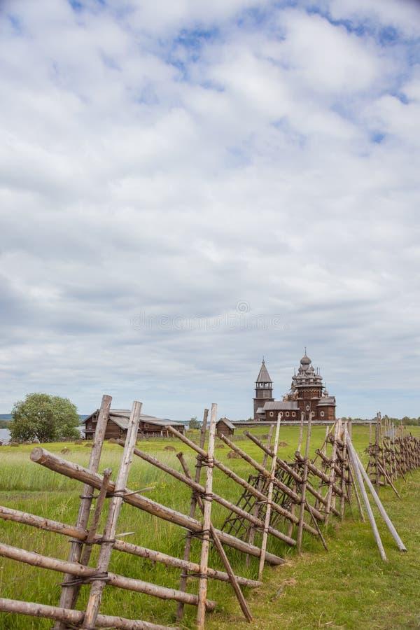 Download Île De Kizhi, Carélie, Russie Image stock - Image du orthodoxe, culture: 77163261