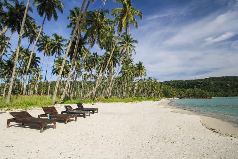 Île de Kood, Koh Kood, Trat, Thaïlande photo stock