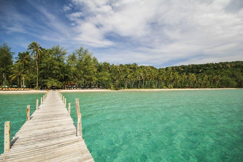 Île de Kood, Koh Kood, Trat, Thaïlande photos stock