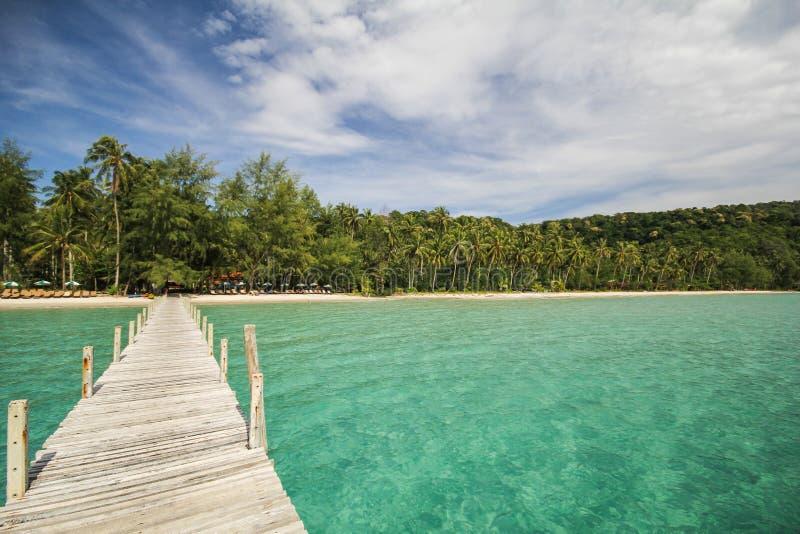 Île de Kood, Koh Kood, Trat, Thaïlande photos libres de droits