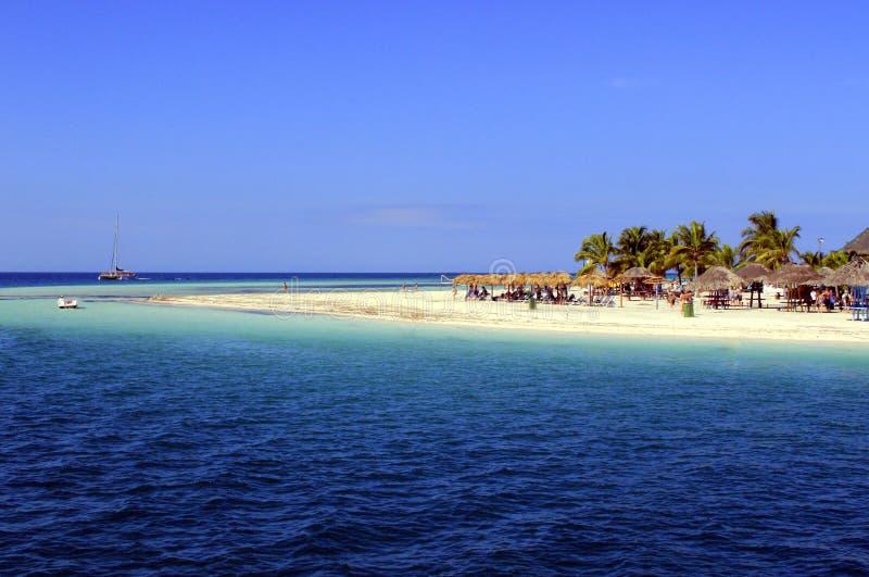 Île de Kuba photo stock