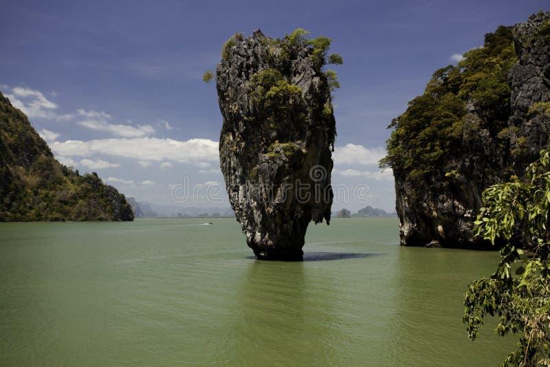 Île de la Thaïlande photographie stock libre de droits