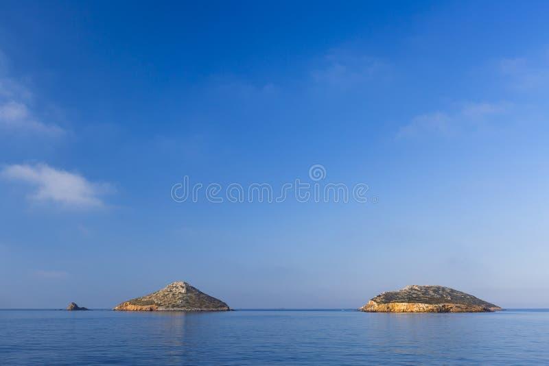 Île de Lipsi image stock