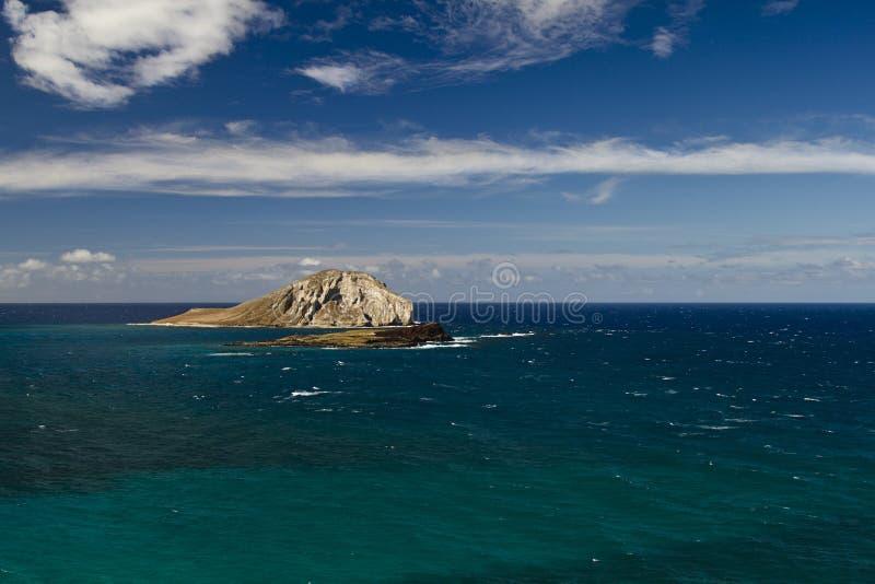 Île de Manana image libre de droits