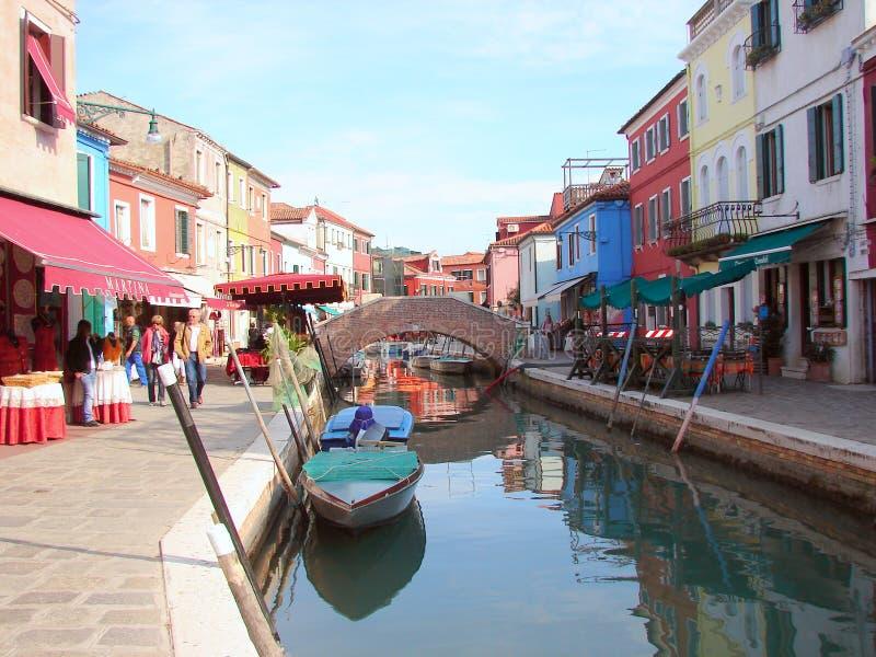 Île de Murano photos stock