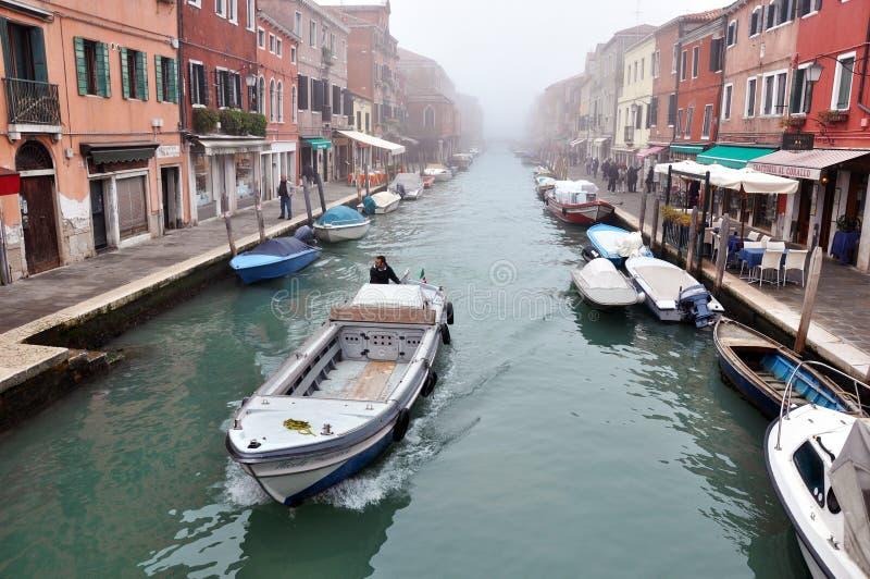 Île de Murano, Venise, Italie photographie stock libre de droits