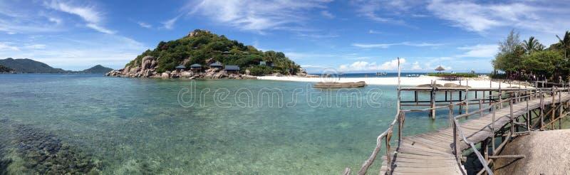 Île de Nangyuan photo stock