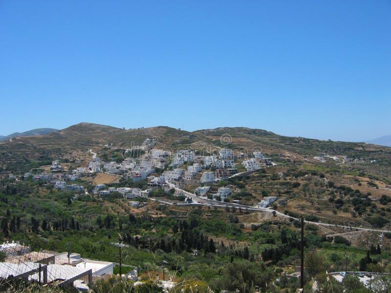 Île de Naxos Cyclades Grèce photographie stock libre de droits