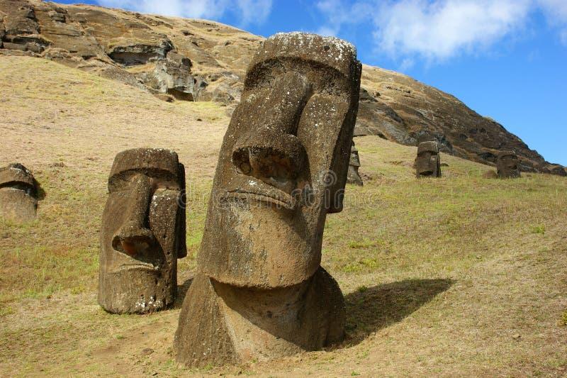 Île de Pâques photos libres de droits