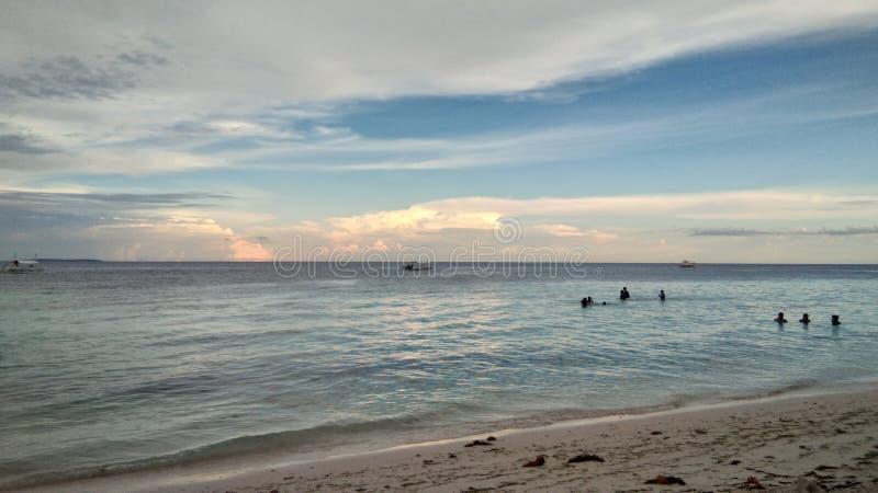 Île de Panglao photographie stock
