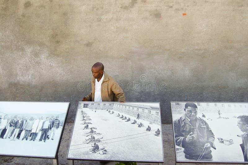 ÎLE de ROBBEN, AFRIQUE DU SUD - 28 décembre 2008 : photo stock