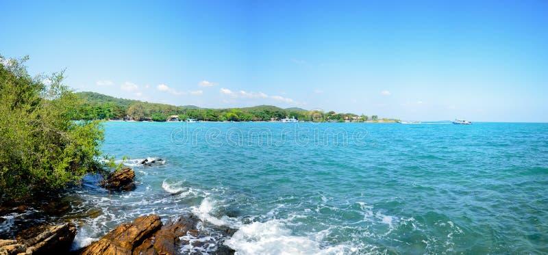 Île de Samed photographie stock