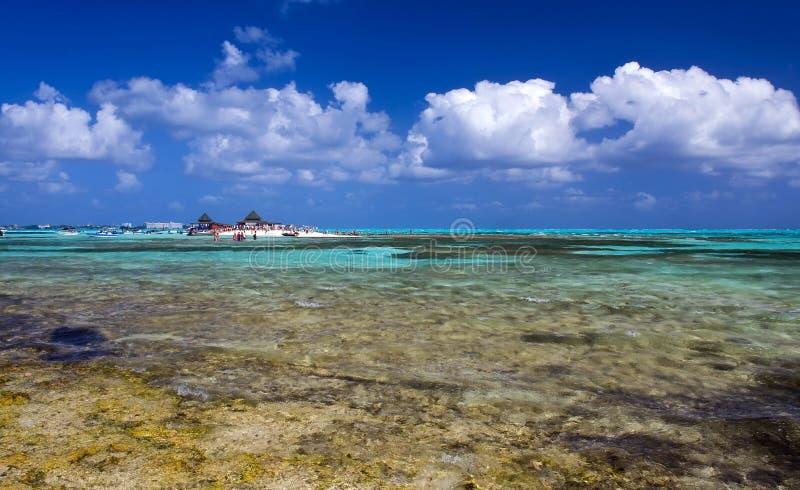 Île de San Andres, Colombie photo stock