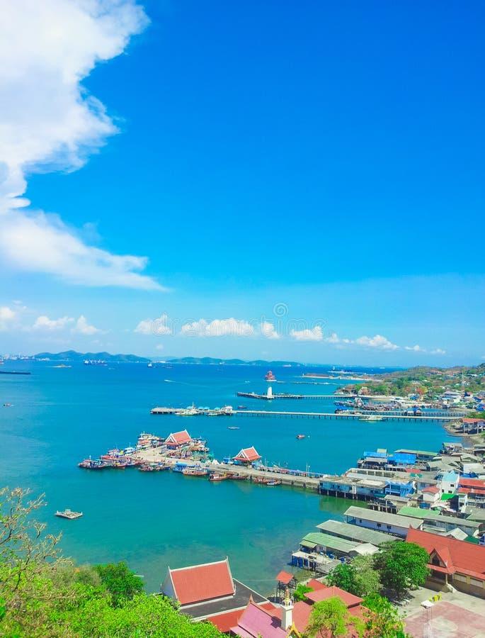 Download Île de Sichang image stock. Image du fée, scénique, vieux - 45357289