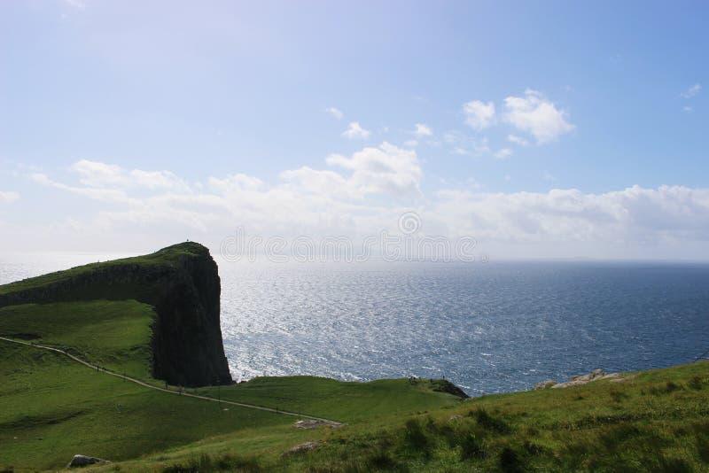 île de skye image libre de droits