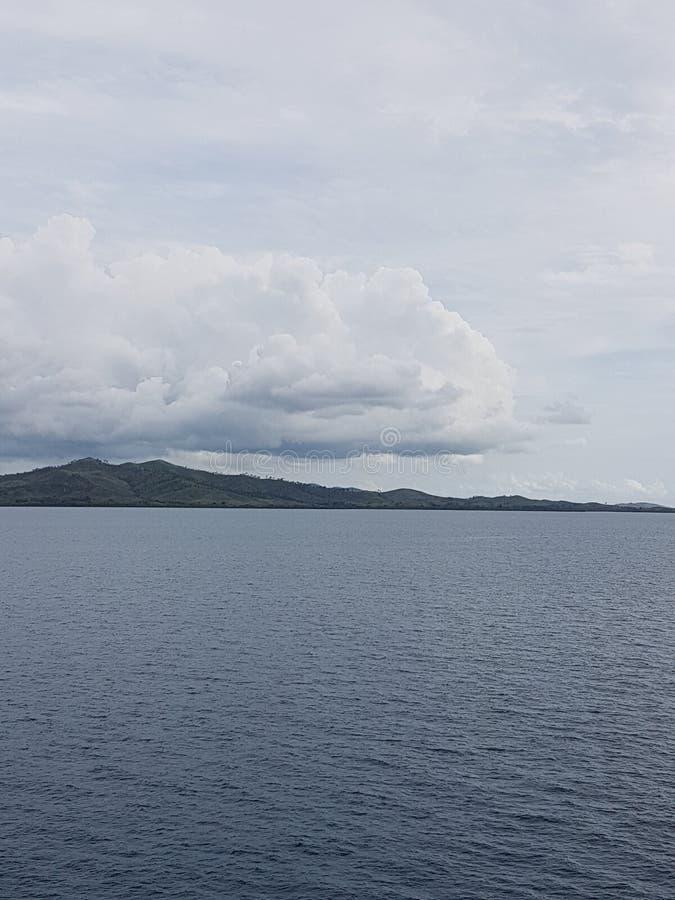 Île de South Pacific photographie stock libre de droits
