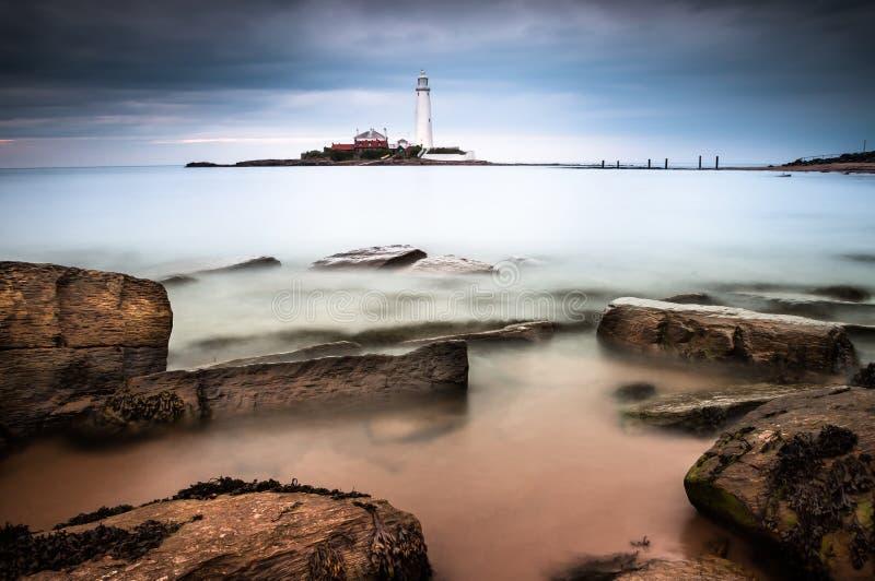 Île de St Marys image libre de droits