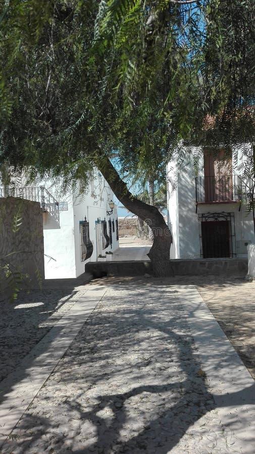 Île de Tabarca images stock