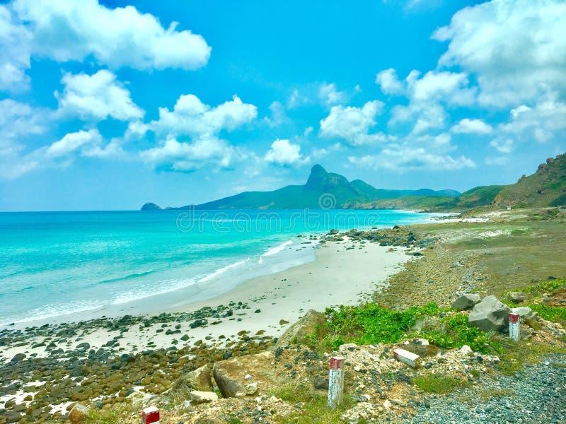 Île de Tristan images stock