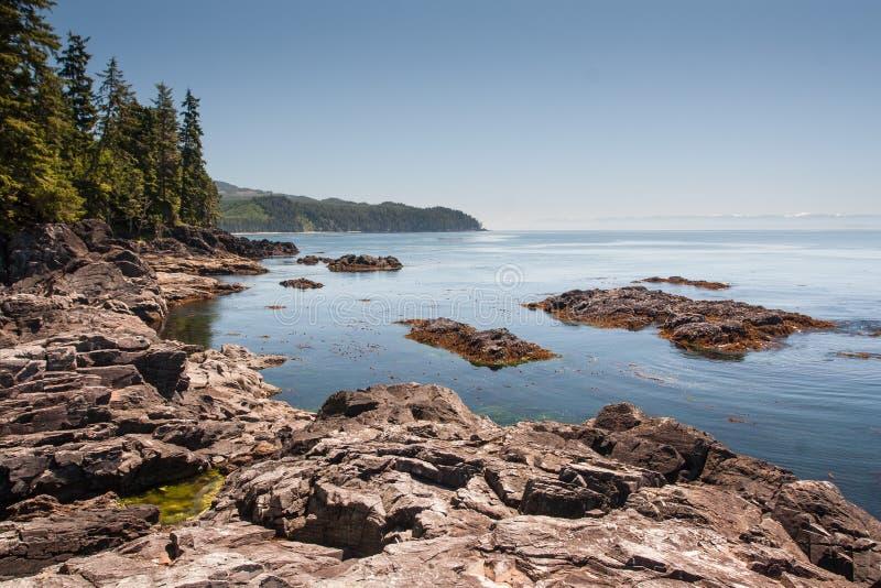 Île de Vancouver image libre de droits