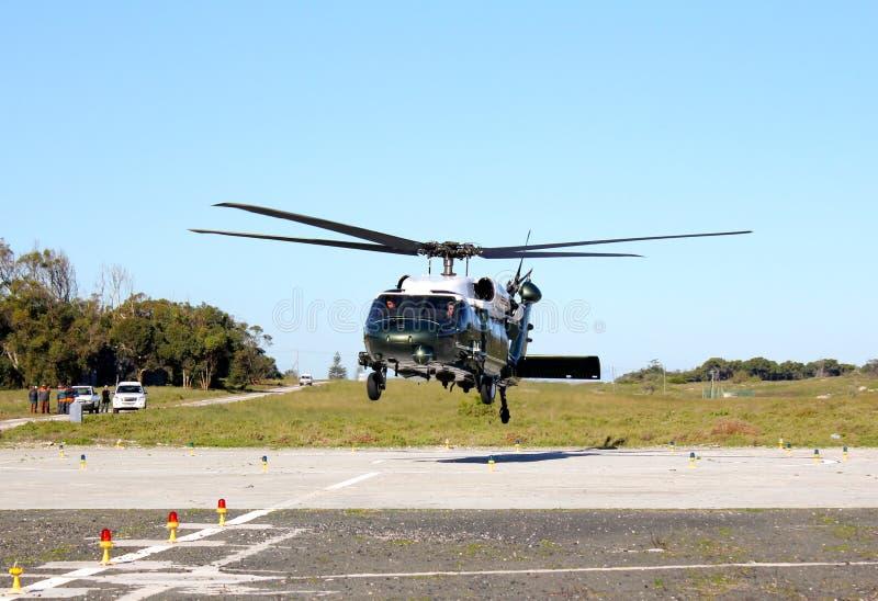 Île de VH-60 Robben, Afrique du Sud photos libres de droits