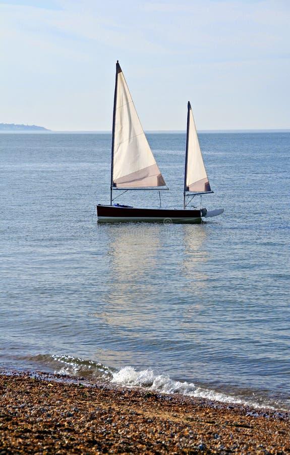 Île du trésor des crusoe de Robinson photo libre de droits